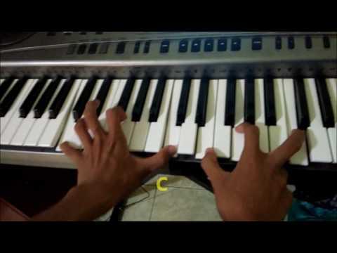 Tutorial Bermain Keyboard Lagu Indonesia Raya