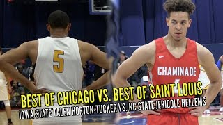 Jericole Hellems FACES OFF Against Chicago's Talen Horton-Tucker | Full Game Highlights
