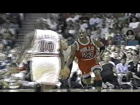 A Chicago Bulls Dynasty: 1995-1996
