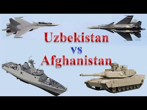 Uzbekistan vs Afghanistan Military Power 2017