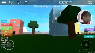 Play roblox 1.13(SPEED SIMULATOR)