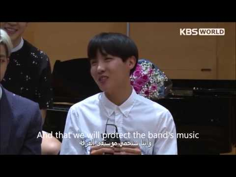 [Eng Sub] 150529 KBS World Arabic Star Interview with BTS PART 1