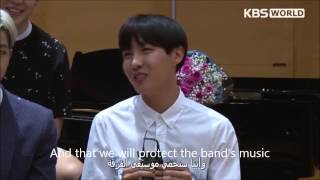 Download Video [Eng Sub] 150529 KBS World Arabic Star Interview with BTS PART 1 MP3 3GP MP4