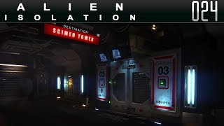 👽 ALIEN ISOLATION [024] [Zurück zum Scimed Tower] thumbnail