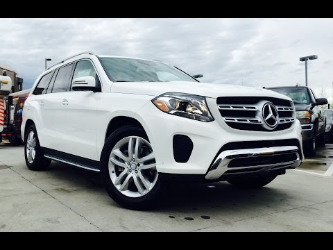 2017 Mercedes Benz GLS Class: GLS450 4Matic Full Review /Exhaust /Start Up /Short Drive