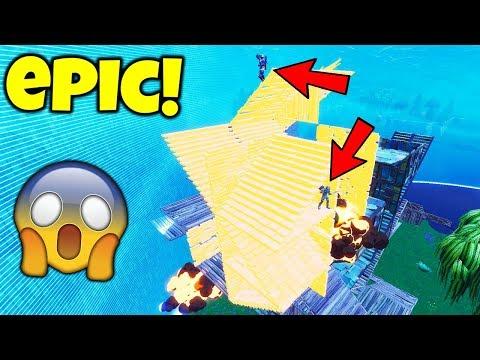 BUILD BATTLE 1V1 FOR THE WIN!!! (Solo Fortnite Battle Royale Gameplay)