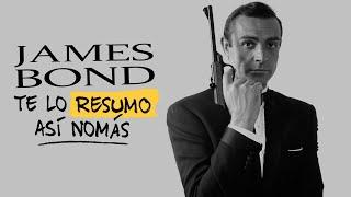 James Bond de Sean Connery   El 007 Original   #TeLoResumo