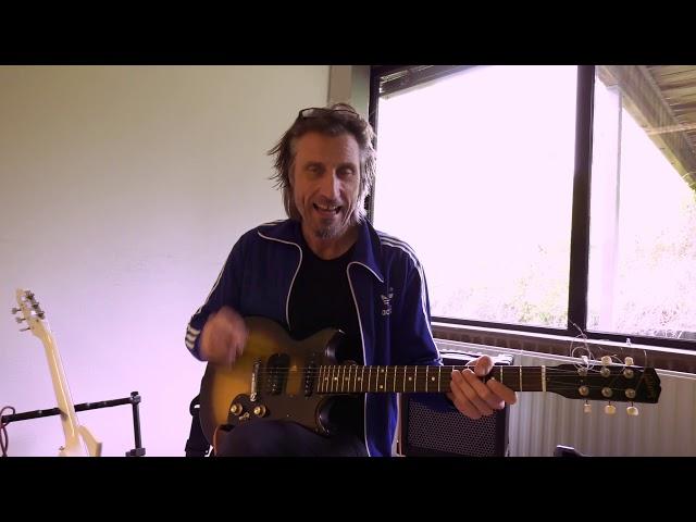 Het Geheim van Eddie van Halen met Cyril Whistler