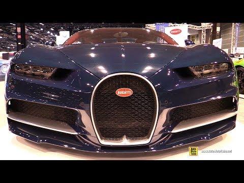 2018 Bugatti Chiron - Walkaround - 2019 Chicago Auto Show