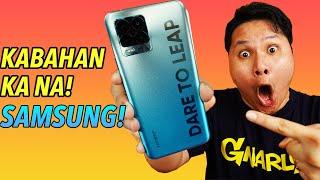 REALME 8 PRO FULL REVIEW - KABAHAN NA SI SAMSUNG!