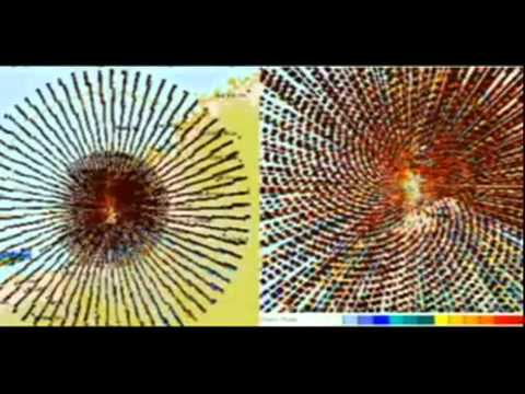 DECEPTION PROJECT Part 7 - Metatronic Vortex Energy Magnetic Spirals HAARP Worldwide (Stargates)