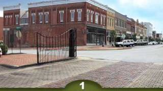 Old Decatur Historic Walking Tour 1 - City of Decatur, AL