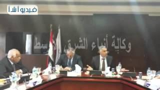 الجيوشي   دعوة خبراء النقل في مصر لاستفادة من خبرتهم في تفعيل  جهاز النقل الحضري