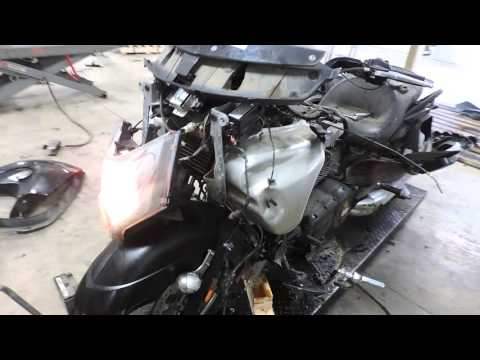 2011 Polaris Victory Vision 8 Ball 106 used motorcycle parts for sale