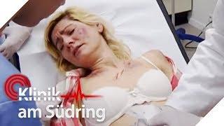 Vom Ehemann verprügelt? Blinddarm-Narbe geplatzt! | Klinik am Südring | SAT.1 TV