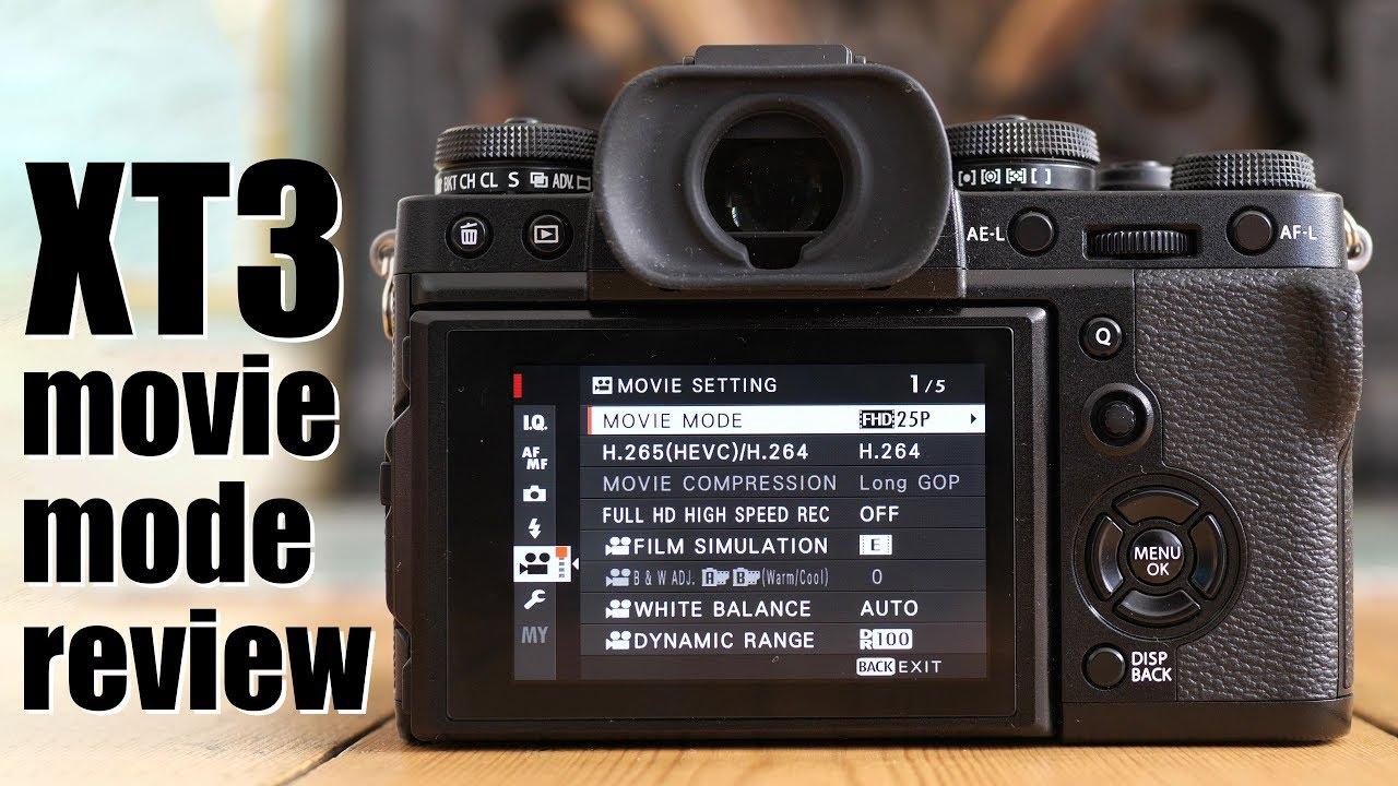 Fujifilm XT3 review - | Cameralabs