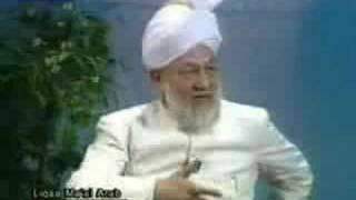 JESUS AND ADAM; THE LIKENESS? ISLAM AHMADIYYA