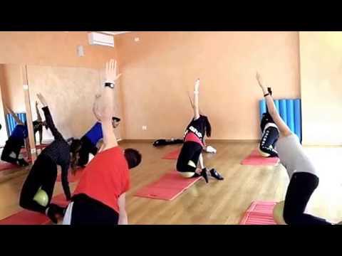 Corso Istruttori Matwork 1°livello (Masterclass Pilates Gymball vol.2)
