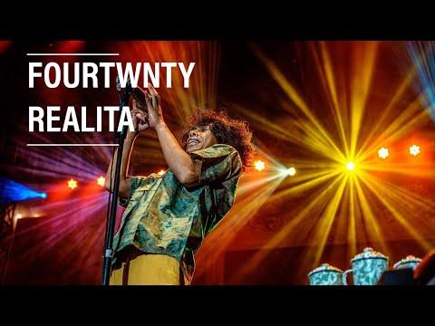 Fourtwnty - Realita Live at Cravier 2018