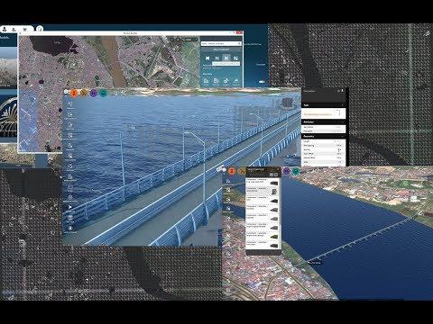 Infraworks Learning - Tạo mô hình và xây dựng tuyến (Model builder and Road Design)