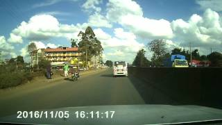 Download Video Driving from Limuru to Nairobi MP3 3GP MP4