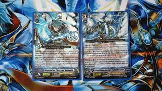 Cardfight! Vanguard: Bluish Flame Liberator, Prominence Core/Glare Deck Profile