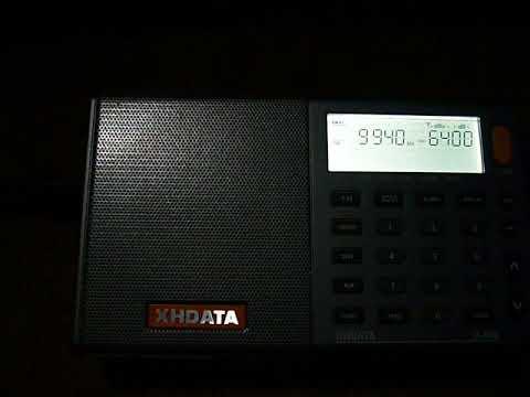 9940 kHz TWR Swaziland Apr 14,2018 1829 UTC