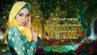 Demi Kasih Sayang (Siti Nurhaliza)