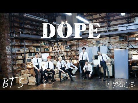BTS (방탄소년단) - '쩔어 (DOPE)' [Han|Rom|Eng lyrics]