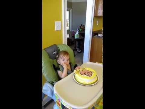 Mallory Celebrates 1st Birthday