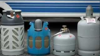 Regler för gasol i husbil