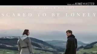 DUA LIPA , MARTIN GARRIX - Scared To Be Lonely (Lyrics)