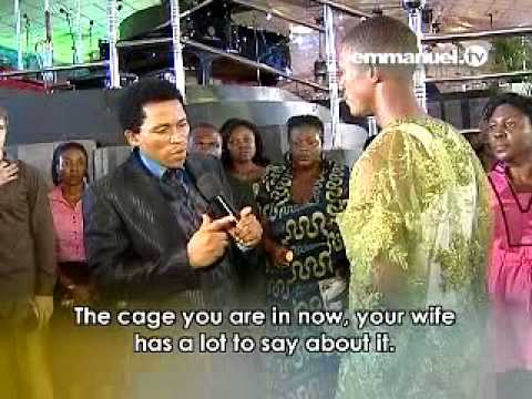 PROPHET T.B. JOSHUA  - LET HIS WILL BE DONE CUT 3