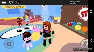 Hj I was in the Roblox meepcity