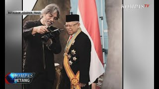 Darwis Triadi, Sosok Dibalik Foto Resmi Jokowi-Ma'ruf Amin