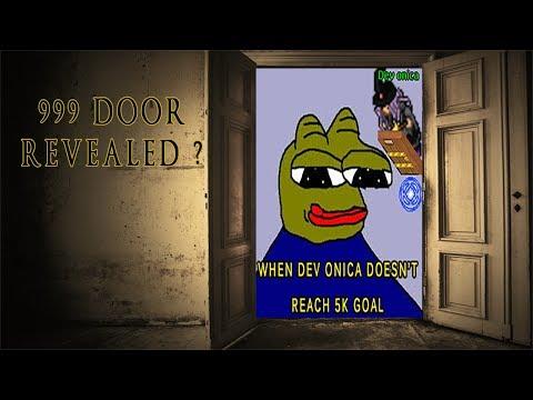 [Tibia] 999 Door Finally revealed!