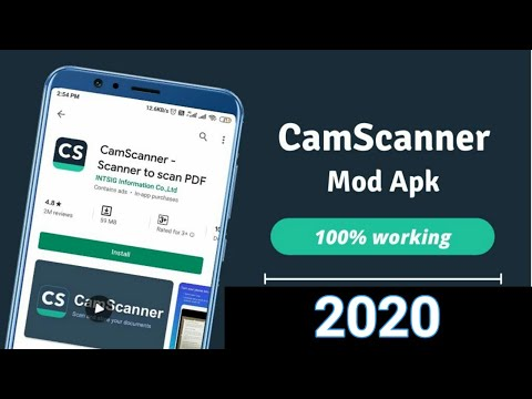 Top 5 Best & Free Scanner Apps For Android | CamScanner Alternatives In 2020