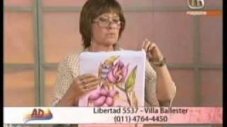 Norma Cittadini - Pintura sobre tela