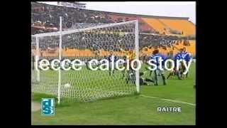 """Servizio """"la domenica sportiva""""02/11/1997 - lecce, stadio """"via del mare""""lecce-brescia 2-0marcatori: 2' st dichio, 36' casaletag: lecce brescia 2-0 02/11/1..."""