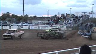 DEMOLITION DERBY HIT OF THE YEAR 2012!!!!! Full Footage!