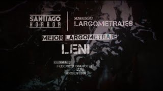 🏆 Mejor Largometraje Santiago Horror 2021 🏆
