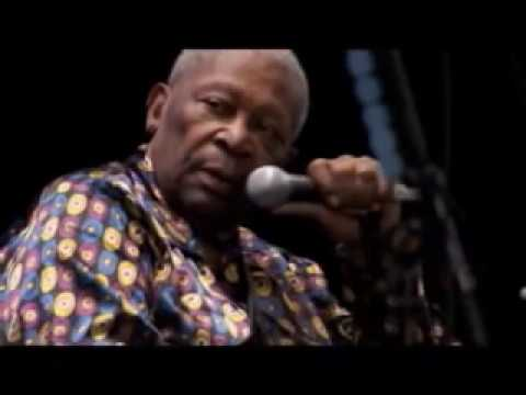 BB King  The Thrill Is Gone  @ Crossroads Guitar Festival