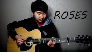 The Chainsmokers - Roses (Fingerstyle Cover by Jorell) INSTRUMENTAL | KARAOKE ACOUSTIC