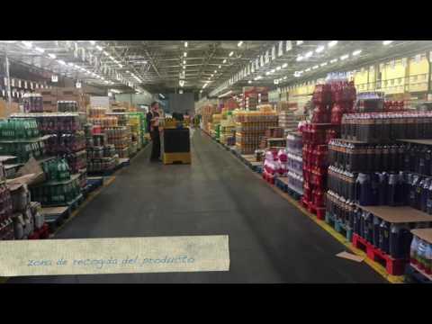 Centro logístico de Mercadona