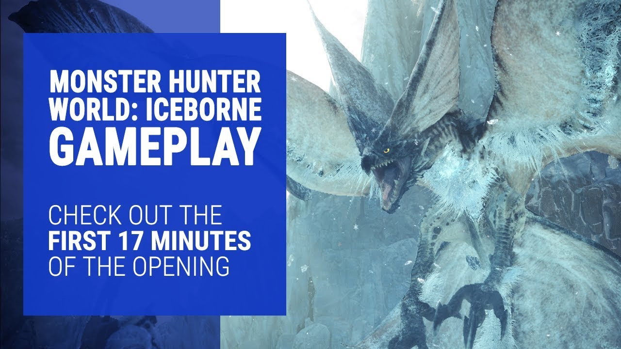 Monster Hunter World Iceborne critiques round-up, all of the