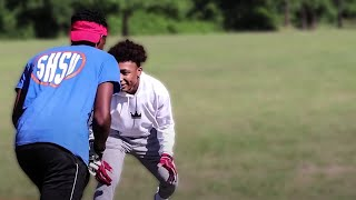 Gambar cover INTENSE 1ON1'S WITH 5STAR RECRUIT (EXPOSED) LOSER BURNS WHAT ITEM WINNER CHOOSES