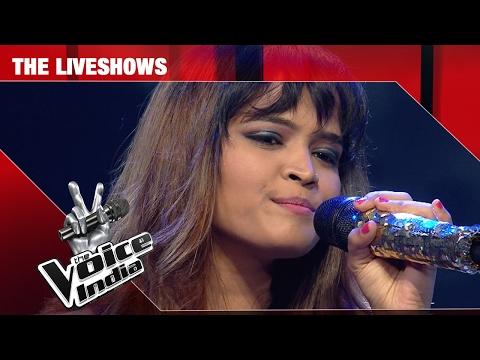 Sharayu Date & Akriti Kakar - Lag Ja Gale | The Liveshows | The Voice India 2
