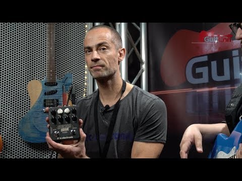 TC Electronic SpectraDrive at GuitCon 2018