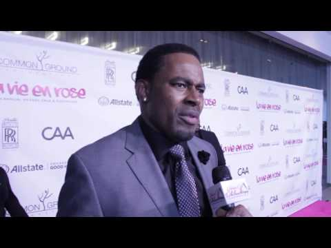Lamman Rucker on giving back and being a community activist