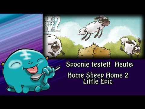 Spoonie testet #001 ✽ Home Sheep Home 2: A Little Epic ✽